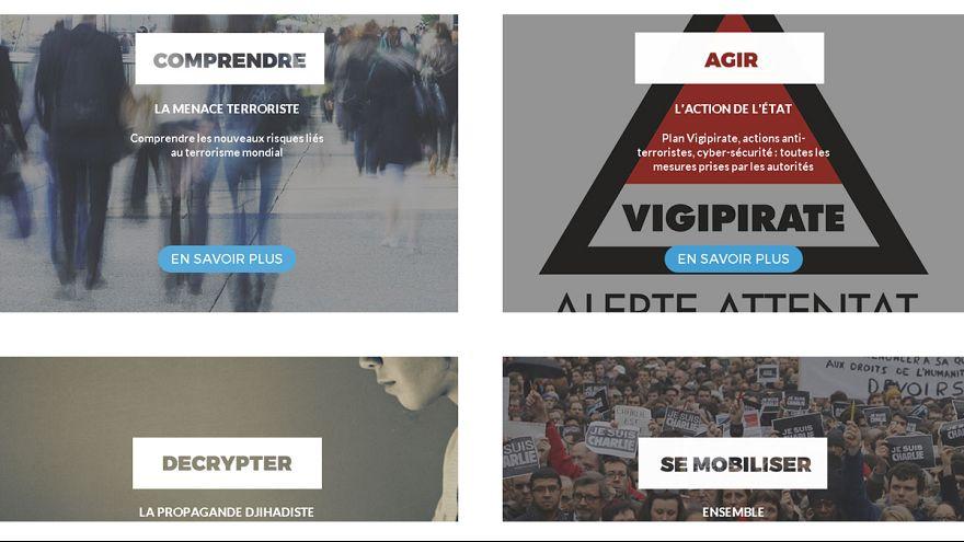 Francia lucha contra el reclutamiento de yihadistas con sus mismas armas