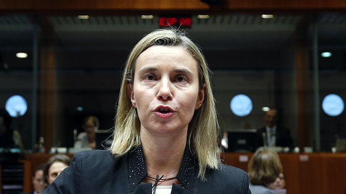 ЕС и Греция сглаживают разногласия по санкциям против РФ