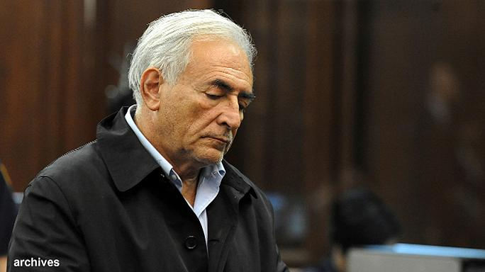 DSK due back in court: from IMF chief to 'aggravated pimping' suspect
