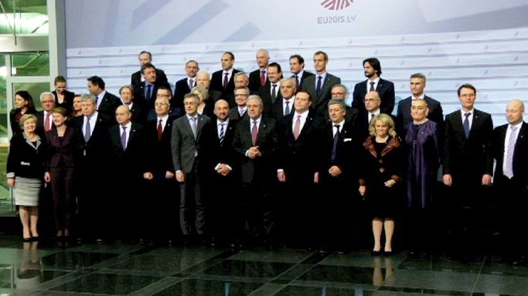 Los ministros europeos de Interior defienden el registro de pasajeros aéreos