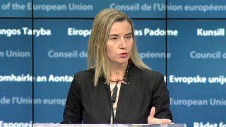 بالتوافق على وحدة الموقف الاوروبي انتهى الاجتماع الاستثنائي لوزراء خارجية الاتحاد الاوروبي