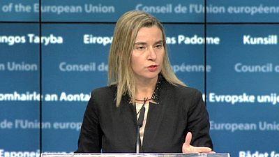 Ucrânia: diplomacia europeia reforça sanções contra indivíduos