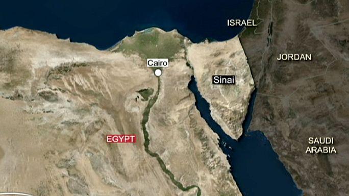 Az Iszlám Állam szervezet robbantott Egyiptomban