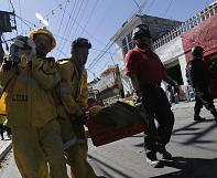Mexico gas blast devastates maternity hospital killing two
