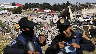 Explosion dans une maternité de Mexico : trois opérateurs de la compagnie de gaz interrogés par la police