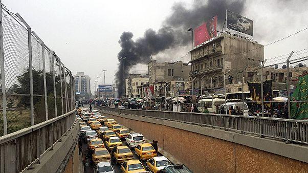 La violencia no abandona Bagdad