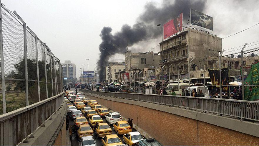 Double attentat meurtrier à Bagdad