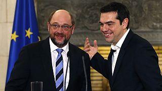 """""""Europe Weekly"""": Grécia, Ucrânia e antiterrorismo em destaque"""
