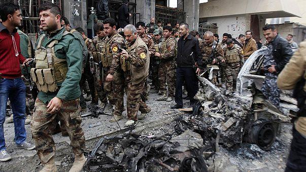 IS-Miliz greift Ölstadt Kirkuk im Nordirak an