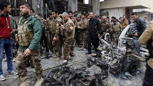 معارك في كركوك وانفجاران في بغداد