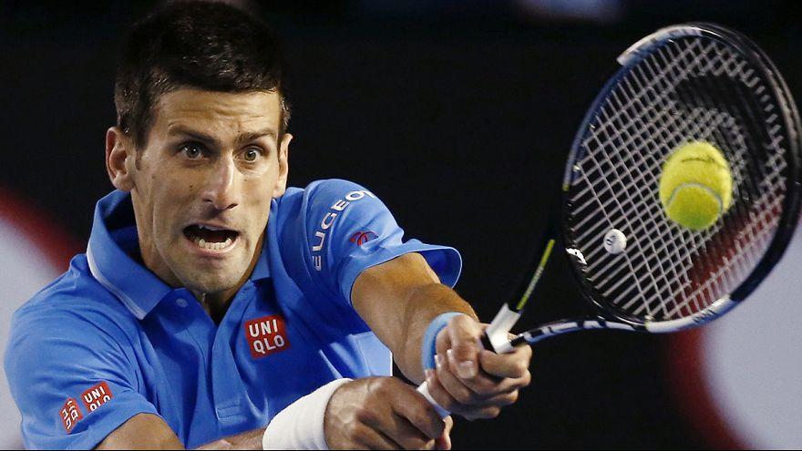 Australia Open: Djokovic beats Wawrinka to set up final fling