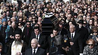 Grécia diz último adeus a Demis Roussos