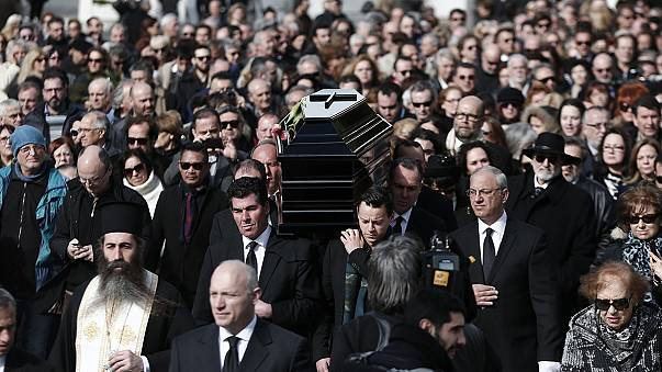L'adieu à Demis Roussos