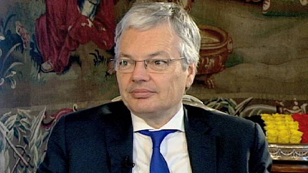 Ντιντιέ Ρέιντερς: «Η Ελλάδα οφείλει να τηρήσει τις δεσμεύσεις της»