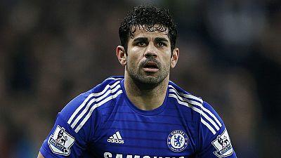 El Chelsea pierde a Costa tres partidos por su pisotón a Emre Can