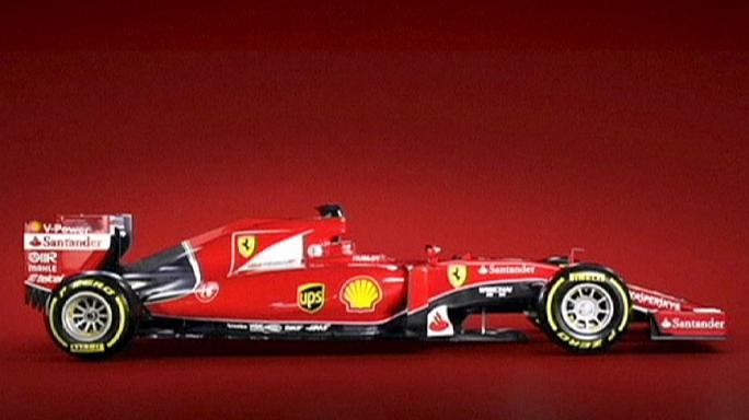 Ferrari dévoile son nouveau bolide