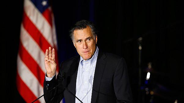 Mitt Romney no presentará su candidatura