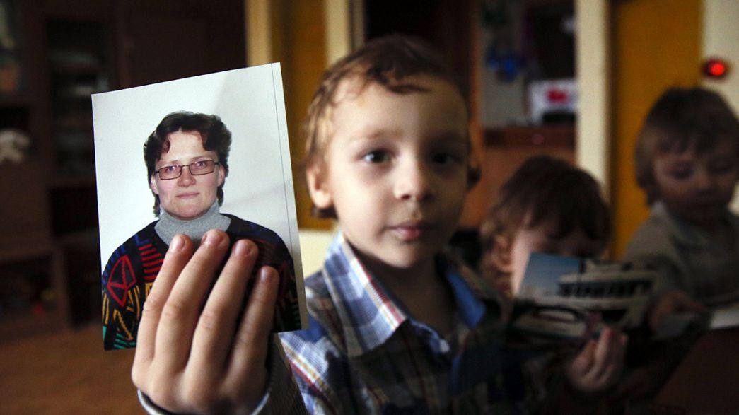 Rusia: madre de 7 hijos acusada de alta traición