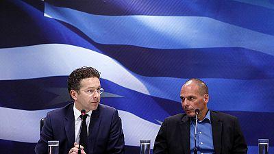 El ministro de Finanzas griego Varoufakis se niega a cooperar con la troika