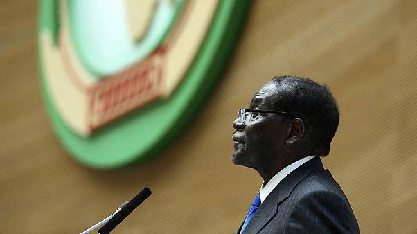 Председателем Африканского союза стал Роберт Мугабе