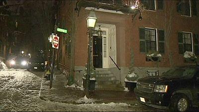 Multa a Jonh Kerry por no retirar a nieve de su casa