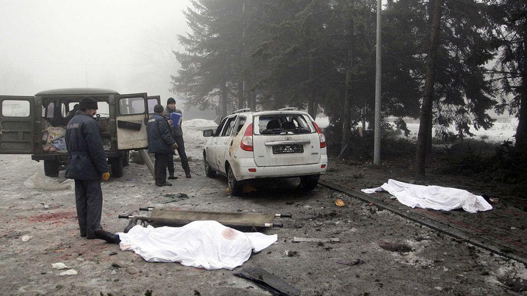 Ostukraine: Minsker Gespräche ausgefallen, wieder heftige Kämpfe