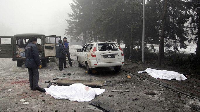 Ukraine : les combats font rage dans l'Est, plusieurs civils tués