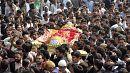 Pakistan trauert um Opfer des Anschlags auf Moschee