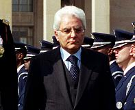Italy's new president is Sergio Mattarella
