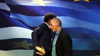 La Grèce tourne le dos à la troïka: réactions à Athènes
