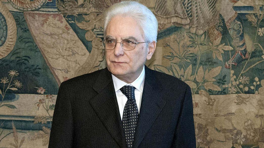 Sergio Mattarella : un Sicilien président de la République italienne