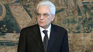 Sergio Mattarella Olaszország új köztársasági elnöke