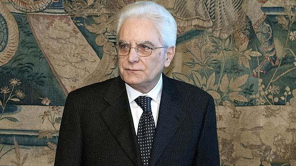 Sergio Mattarella wird neuer Präsident in Italien