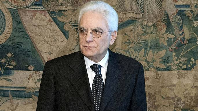 73-year-old Sicilian Sergio Mattarella is Italy's new president