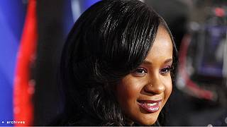 Hospitalizada la hija de Whitney Houston