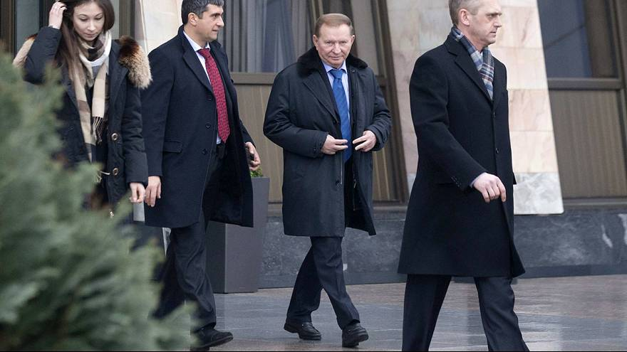 انتهاء مباحثات مينسك بين كييف والإنفصاليين دون التوصل إلى اتفاق