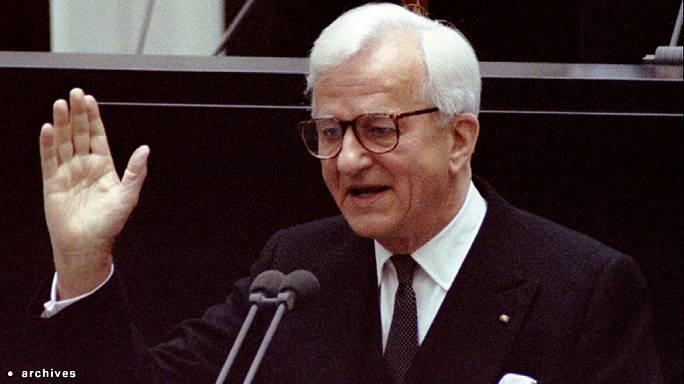 Allemagne: disparition de l'ancien président Richard von Weizsäcker