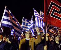 Golden Dawn rally in Athens provokes anti-fascist protests