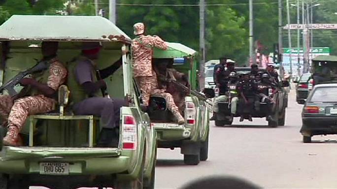 Nemzetközi haderő a Boko Haram ellen
