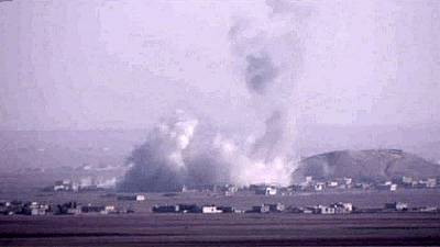 Islamic State group 'admits defeat' in Kobani