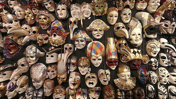Venedig feiert Karneval