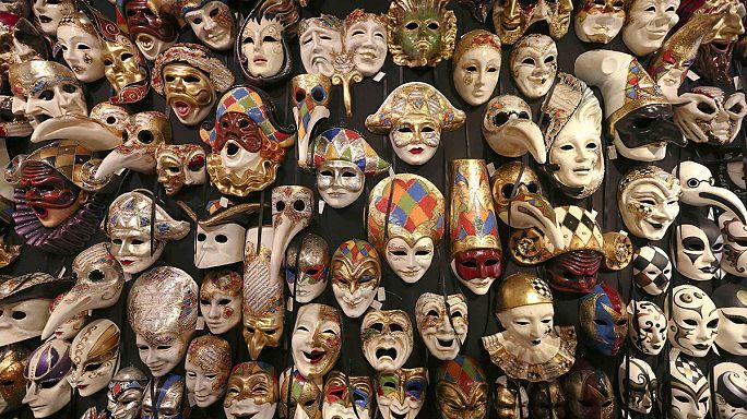 В Венеции — «инаугурация» карнавала