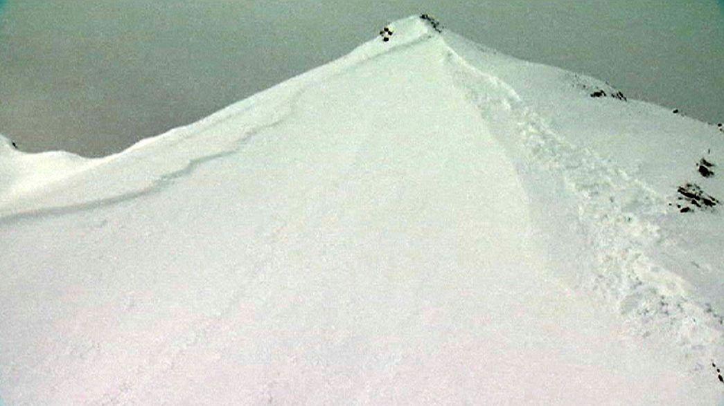 Avalanches mortelles dans les Alpes suisses