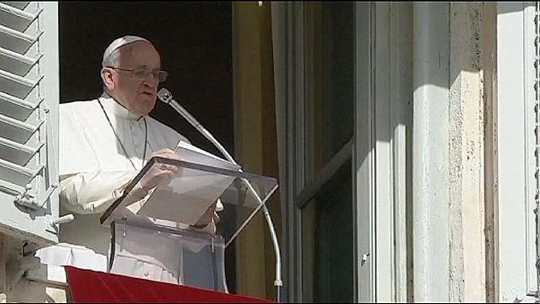 Szarajevóba látogat Ferenc pápa