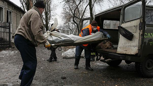 23 dead in 24 hours in fresh attacks on eastern Ukraine