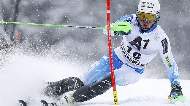 غرافيتي : بطولة العالم للتزلج الآلبي...من سيفوز ؟