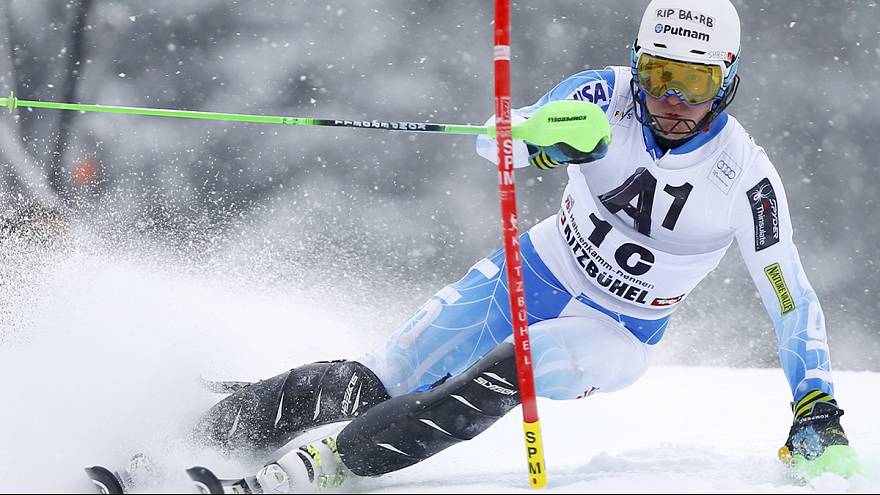 """""""Dünya Kadınlar Kayak Şampiyonu Olan Adam"""""""