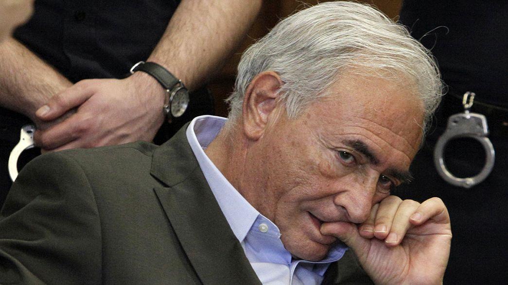 Dominique Strauss-Kahn, en el banquillo de los acusados para responder por cargos de proxenetismo