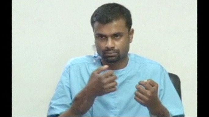 Une greffe des mains réussie en Inde