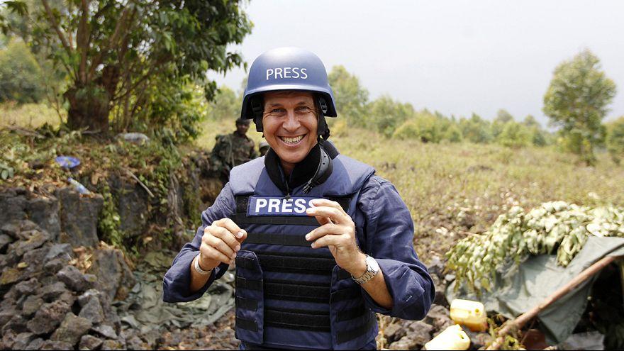 Liberato Peter Greste, giornalista australiano arrestato al Cairo nel 2013